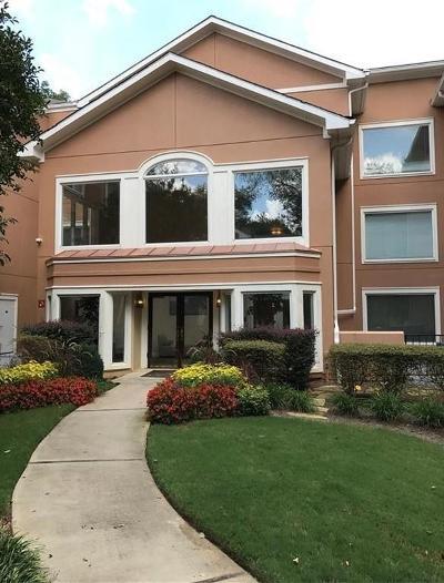 Dunwoody Condo/Townhouse For Sale: 5326 Brooke Ridge Drive