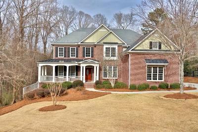 Alpharetta GA Single Family Home For Sale: $699,000
