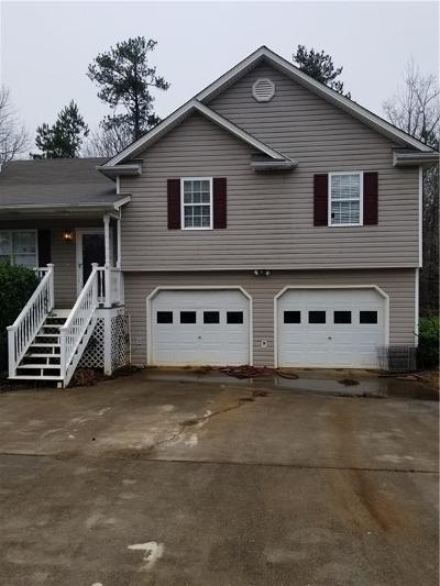 Dallas Single Family Home For Sale: 33 Fred Poole Trace