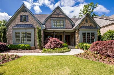 Brookhaven Single Family Home For Sale: 1581 Windsor Parkway