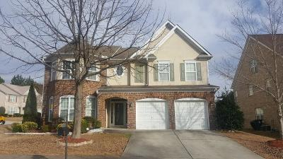 Atlanta Single Family Home For Sale: 1440 Lakeboat Way SW