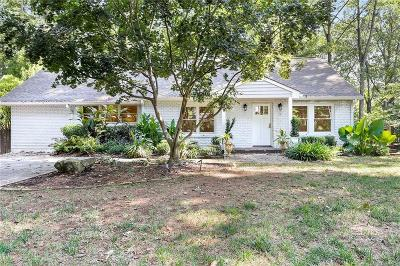Chastain Park Single Family Home For Sale: 4473 Jett Road NW