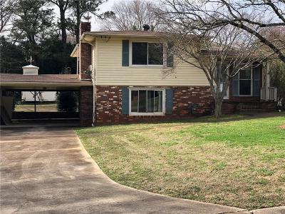 Alpharetta Single Family Home For Sale: 14 Nathan Circle