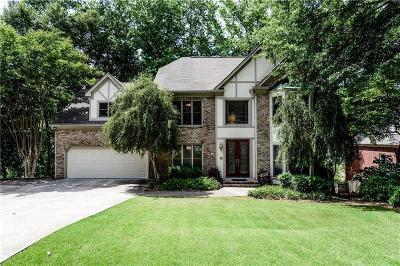 Marietta Single Family Home For Sale: 4373 Dunmore Road NE