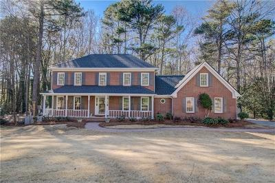 Lilburn Single Family Home For Sale: 1145 Parkview Way SW