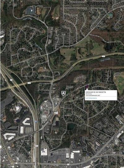Marietta Residential Lots & Land For Sale: 1480 Gresham Road NE