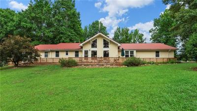 Braselton Single Family Home For Sale: 5630 Winder Highway