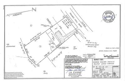 Atlanta Residential Lots & Land For Sale: 1630 Moores Mill Road NW