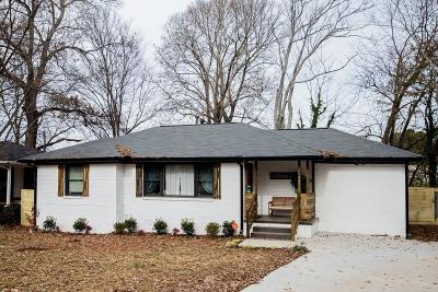 Decatur Single Family Home For Sale: 3044 Belvedere Lane