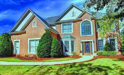 Roswell Single Family Home For Sale: 303 Wynfield Estates Drive