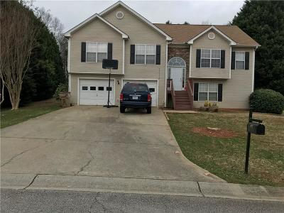 Flowery Branch Single Family Home For Sale: 6376 Compass Drive