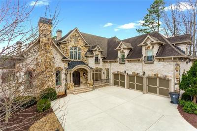Gwinnett County Single Family Home For Sale: 2855 Darlington Pointe