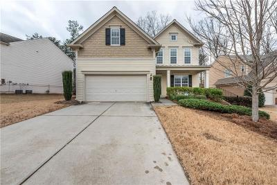 Canton Single Family Home For Sale: 408 Oakley Circle