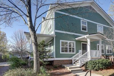 Atlanta Condo/Townhouse For Sale: 284 Carlyle Park Drive NE
