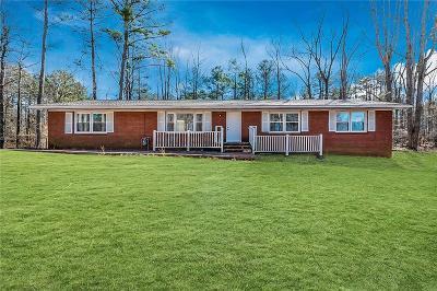 Atlanta Single Family Home For Sale: 5750 Koweta Road