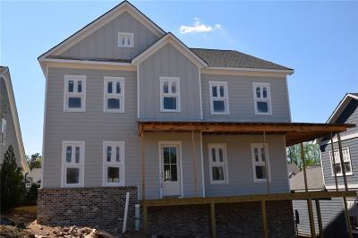 Woodstock Single Family Home For Sale: 2503 Hardpan Way