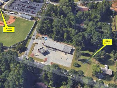 Kennesaw Residential Lots & Land For Sale: 3827 Old 41 Highway NW