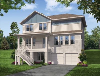 Atlanta Single Family Home For Sale: 3042 Silver Hill Terrace SE