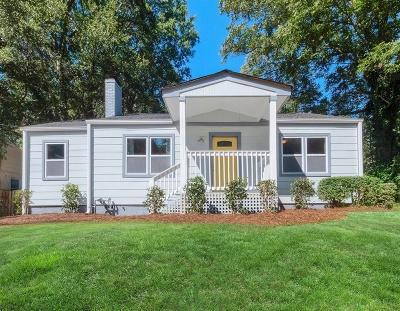 Atlanta Single Family Home For Sale: 1385 Lorenzo Drive SW