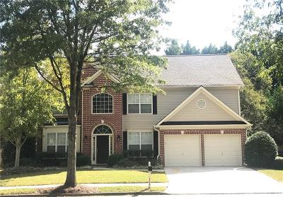 Woodstock Single Family Home For Sale: 424 Windsong Way