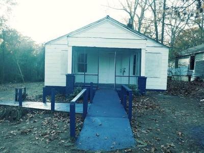 Atlanta Single Family Home For Sale: 2198 Bicknell Street SW