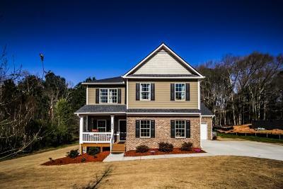 Loganville Single Family Home For Sale: 1405 Rock View Lane