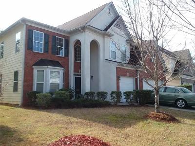 Barrow County, Forsyth County, Gwinnett County, Hall County, Newton County, Walton County Single Family Home For Sale: 3525 Park Hiil Circle