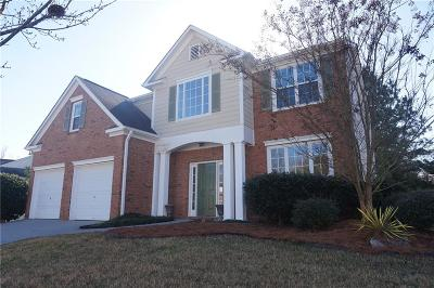 Kennesaw Single Family Home For Sale: 3543 Butler Springs Trace
