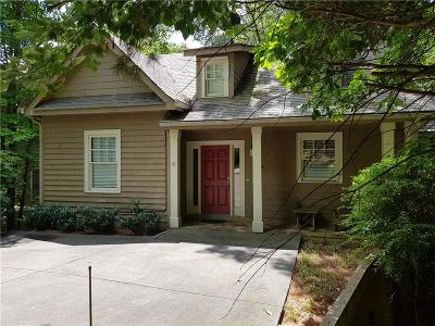 Big Canoe Single Family Home For Sale: 193 Chestnut Knoll