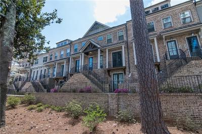 Brookhaven Condo/Townhouse For Sale: 3555 Parkside Way