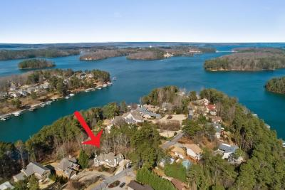 Forsyth County, Gwinnett County Single Family Home For Sale: 6274 Woodlake Drive