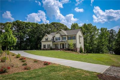 Alpharetta Single Family Home For Sale: 3043 Holbrook Campground Road
