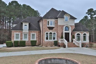 Snellville Single Family Home For Sale: 8499 Norris Lake Way