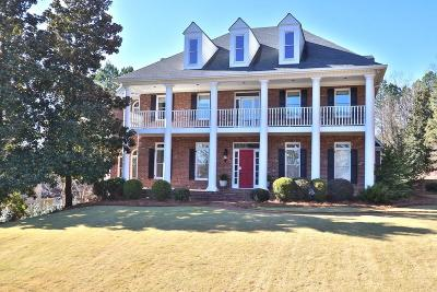 Marietta Single Family Home For Sale: 1066 Woodruff Plantation Parkway SE
