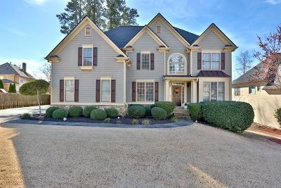 Dacula Single Family Home For Sale: 1810 Captain Walk