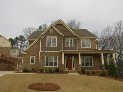 Villa Rica Single Family Home For Sale: 5264 Brookhollow Drive