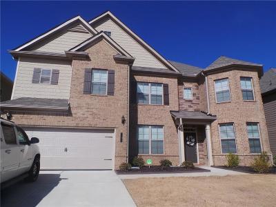 Loganville Single Family Home For Sale: 121 Brightfield Drive