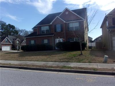 Fairburn Single Family Home For Sale: 620 Superior Way