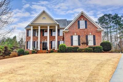 Kennesaw Single Family Home For Sale: 801 Morningwood Lane NW
