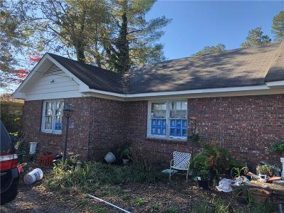 Gainesville GA Single Family Home For Sale: $175,000