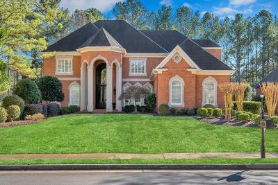 Alpharetta Single Family Home For Sale: 1345 Portmarnock Drive
