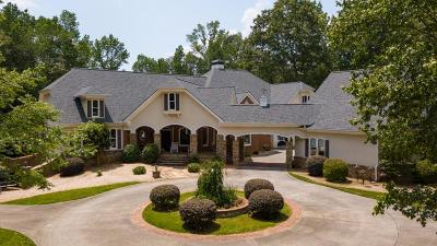 Dawsonville Single Family Home For Sale: 63 Wehunt Road