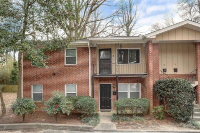 Brookhaven Condo/Townhouse For Sale: 2941 Caldwell Road NE #C8