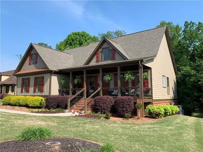 Hall County Single Family Home For Sale: 8538 Belton Bridge Road