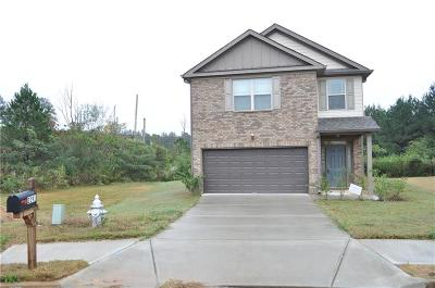 Clayton County Rental For Rent: 2291 Wentworth Park Drive