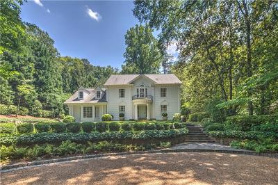 Atlanta Single Family Home For Sale: 1 Austell Way NW