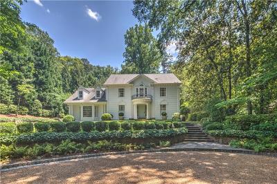 Atlanta GA Single Family Home For Sale: $1,799,000
