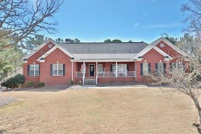 Loganville Single Family Home For Sale: 1378 Silver Thorne Court
