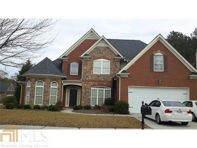 Loganville Single Family Home For Sale: 510 Pittman Mill Court