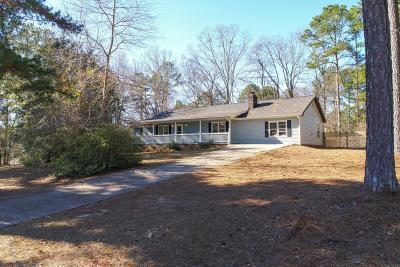 Stockbridge Single Family Home For Sale: 5 Walker Drive